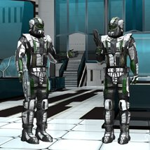 Recon Trooper (for Poser) image 1