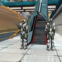 Recon Trooper (for Poser) image 2