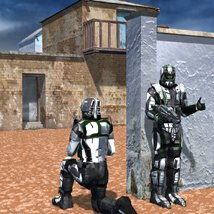 Recon Trooper (for Poser) image 3