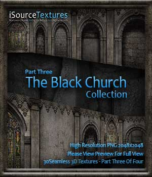 The Black Church - Part Three Of Four 2D KobaAlexander