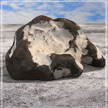 Photo Props: Weathered Rocks - Extended License image 5