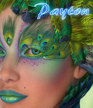 MDD Payton for V4.2 3D Figure Essentials Maddelirium