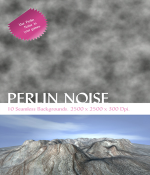 10 Seamless Perlin Noise Backgrounds 2D Graphics Merchant Resources nelmi