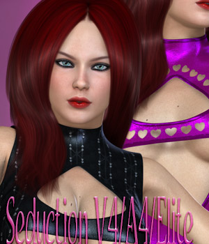 Seduction V4/A4/Elite 3D Figure Essentials kaleya