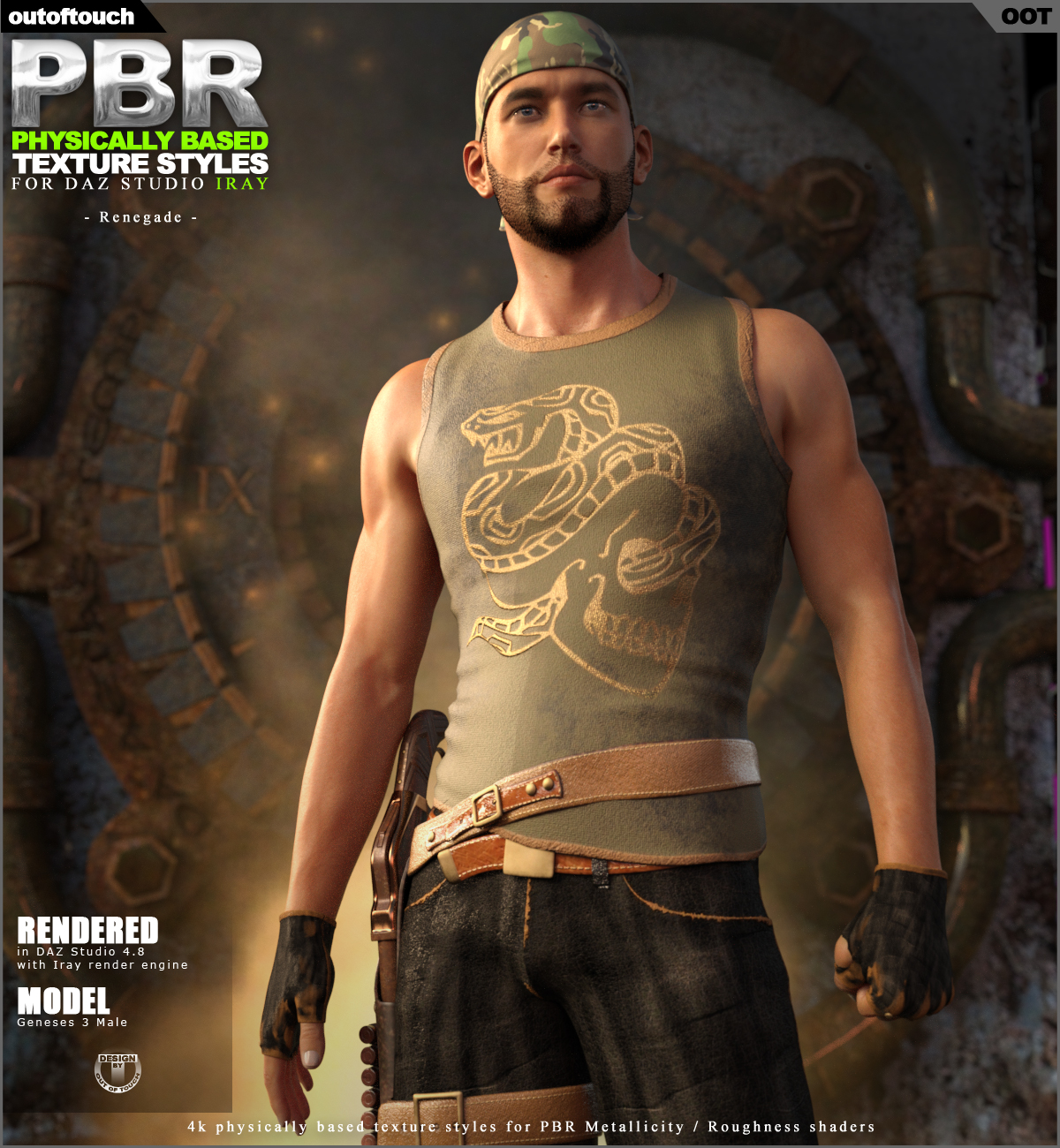 OOT PBR Texture Styles for Renegade by outoftouch