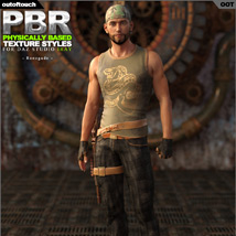 OOT PBR Texture Styles for Renegade image 1