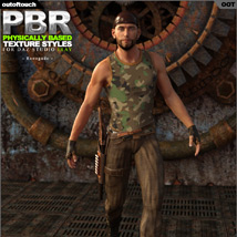 OOT PBR Texture Styles for Renegade image 3