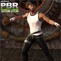 OOT PBR Texture Styles for Renegade image 4
