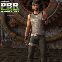 OOT PBR Texture Styles for Renegade image 5