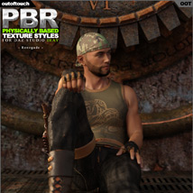 OOT PBR Texture Styles for Renegade image 6