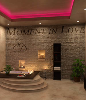 Moment in Love 3D Models curtisdway