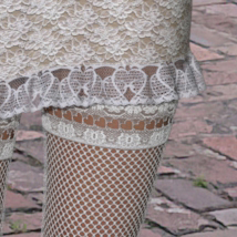 Russians heartbreakers: StValentines Day - Dress and Stockings for G3F image 1
