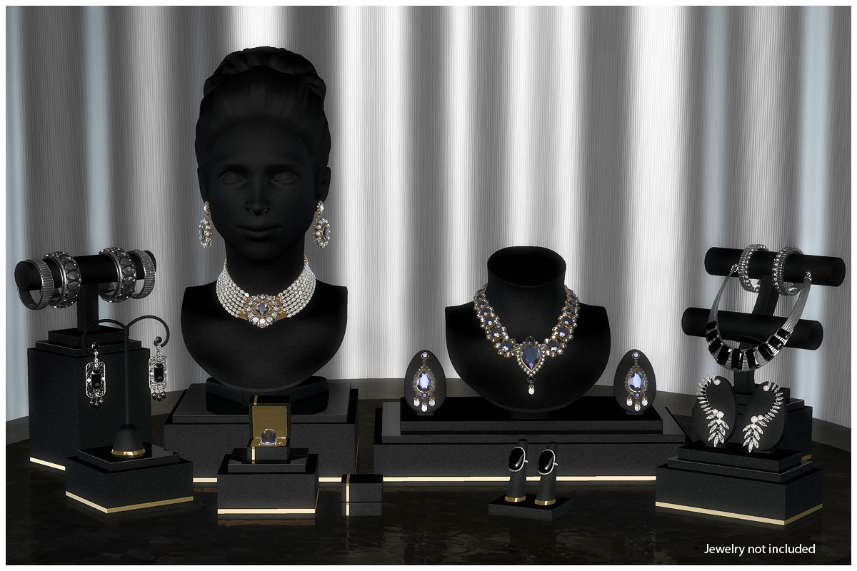 GCD Jewelry Displays
