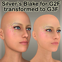 Texture Transformer Female Add-on Pack image 1
