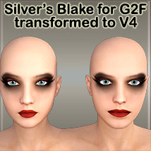 Texture Transformer Female Add-on Pack image 3