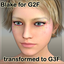 Texture Transformer Female Add-on Pack image 4