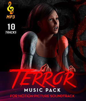 Terror Music Pack Music  : Soundtracks : FX DemianFox