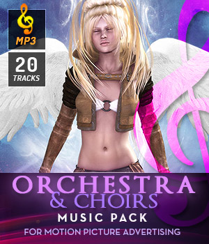 Orchestra & Choirs Music Pack Music  : Soundtracks : FX DemianFox
