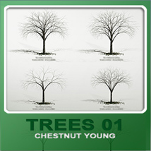 Trees01 chestnut young image 4