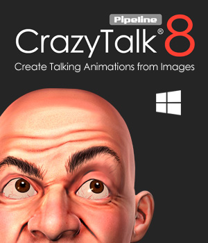 CrazyTalk 8 Pipeline  Software Reallusion
