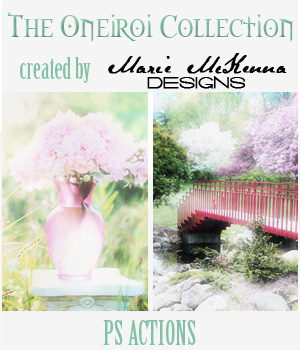 PS Actions - The Oneiroi Collection 2D Graphics Merchant Resources MarieMcKennaDesigns