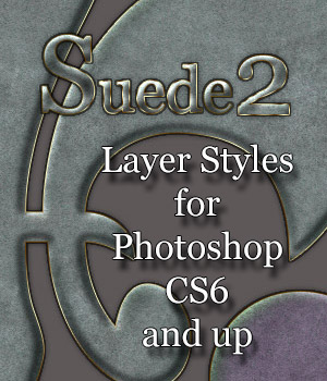 Suede Styles 2 2D Graphics antje