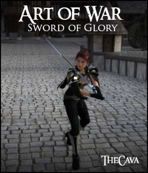Art of War - Sword of Glory  3D Figure Assets 3D Models TheCava
