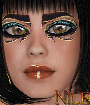 Nile 3D Figure Essentials TwiztedMetal