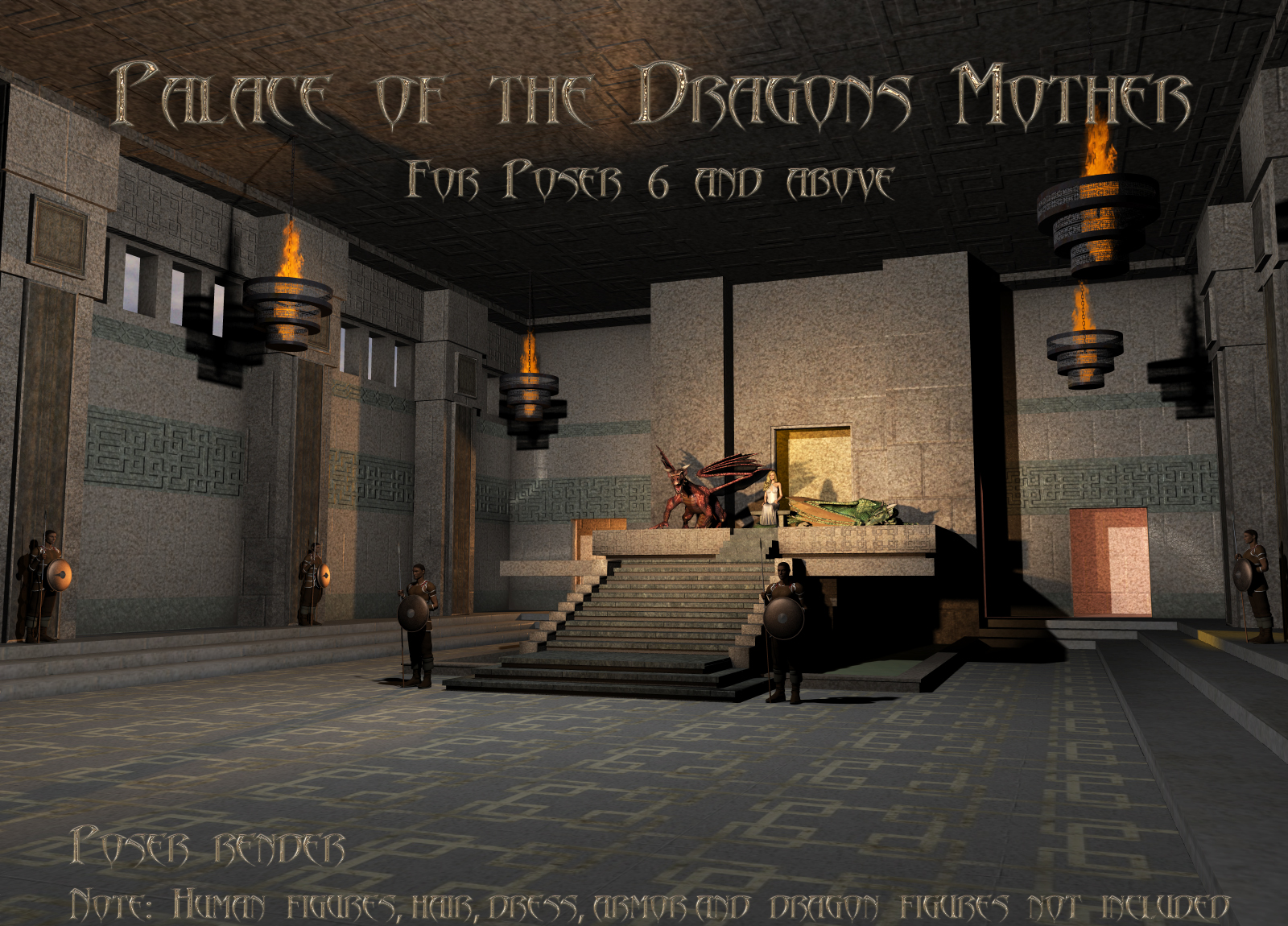 AJ Palace of the Dragons Mother