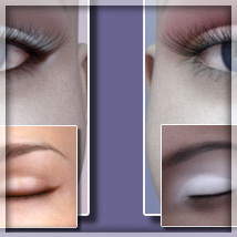 Lully's LIE Makeups for Genesis 3 Female image 6