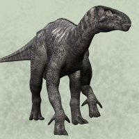 IguanodonDR - Extended License Extended Licenses 3D Models Dinoraul