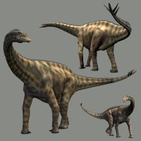 SpinophorosaurusDR - Extended License Gaming Extended Licenses 3D Models Dinoraul