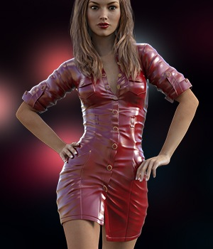 Angel for Genesis 3 Female(s) - Extended License 3D Figure Assets Extended Licenses RPublishing