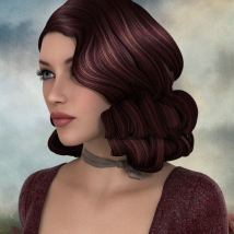 50s Hollywood Hair - Extended License image 2