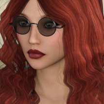 1960's Hippie Hair - Extended License image 6