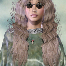 1960's Hippie Hair - Extended License image 7