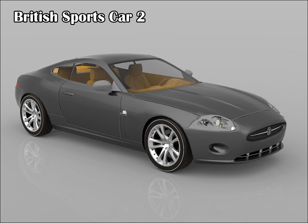 British Sports Car 2 - Extended License
