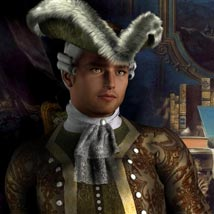 Francois-Philippe M4 18th Century Costume - Extended License image 1