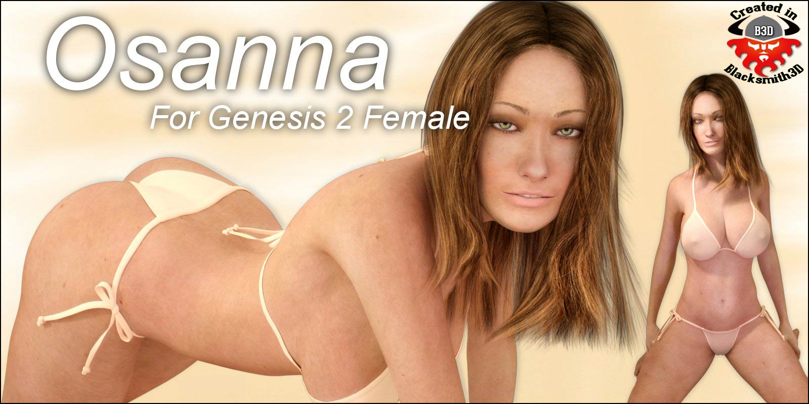 Osanna Character for G2F - Extended License