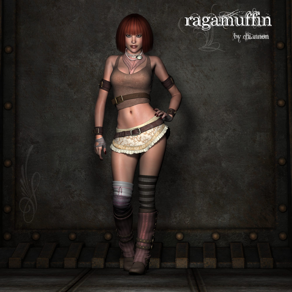 Ragamuffin - Extended License