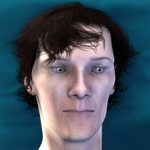 Sherman for Genesis 2 Male - Extended License image 3