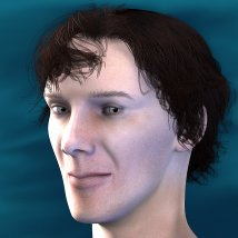 Sherman for Genesis 2 Male - Extended License image 4