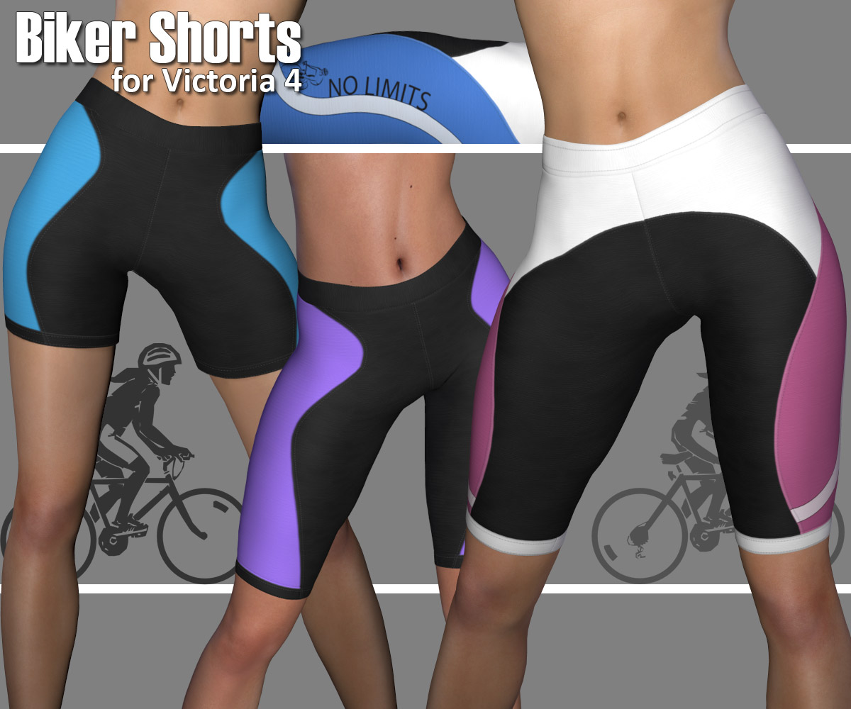 The Biker Shorts - Extended License