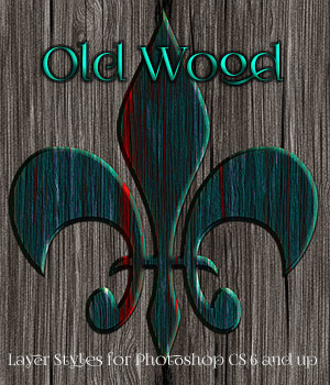 Old Wood Styles 2D Graphics Merchant Resources antje