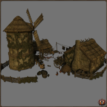 Medieval Powder Mill image 2
