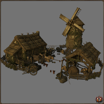 Medieval Powder Mill image 8