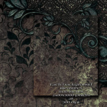 Grungy Ornate Backgrounds image 2
