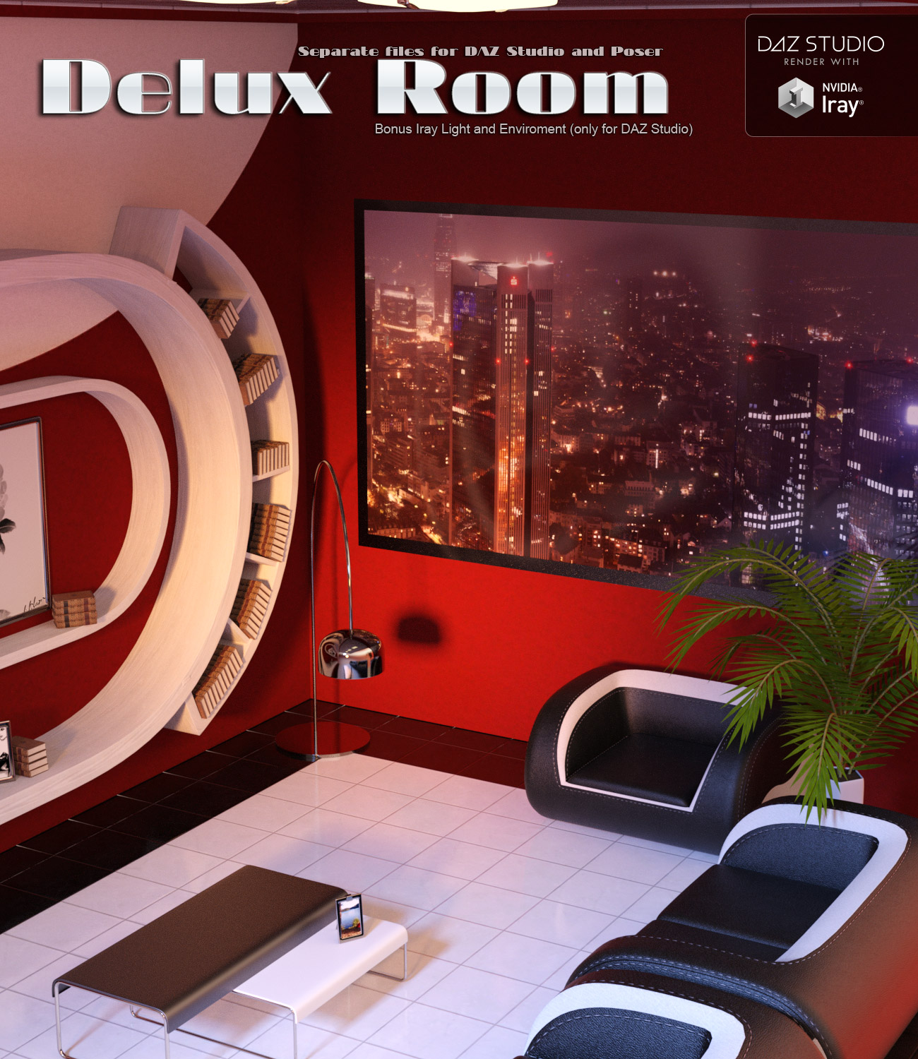 Delux Room by lilflame