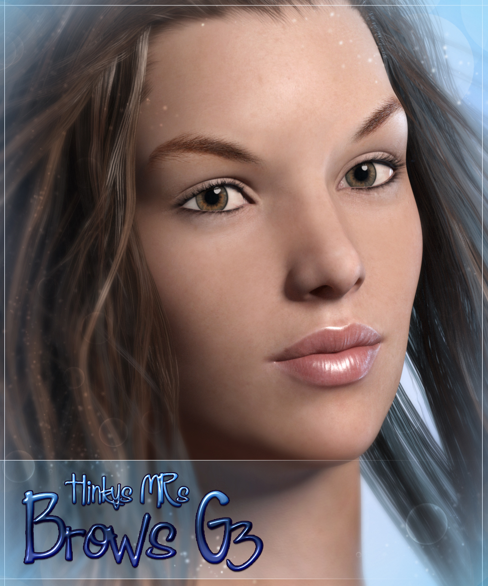 Hinky's MRs: Brows G3 by Hinkypunk