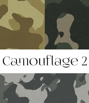 MR- Camouflage 2 2D Graphics Merchant Resources antje